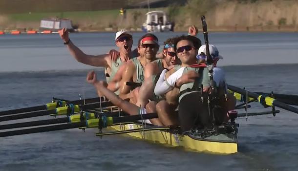 Cambridge wint Boat Race gemakkelijk met mannen én vrouwen