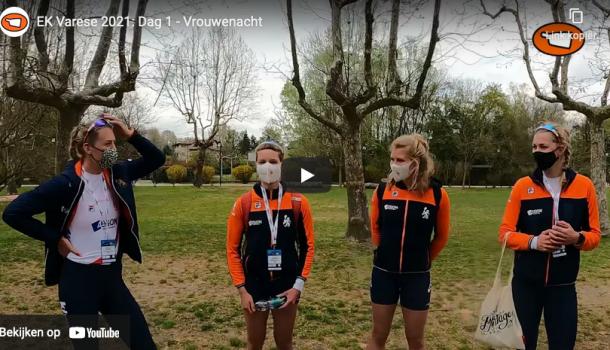 VIDEO: Vrouwenacht blikt terug op dag 1