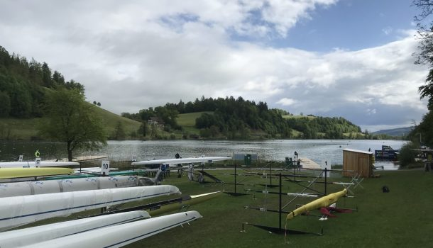 Voorbeschouwing WB Luzern: hoe staan de olympische boten ervoor?