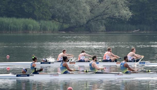 [update] Nederlandse para4+ niet naar Tokyo, niet-olympische WBfinales vanaf 11.30 u
