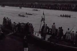 Filmpje Tritons derde-op-een-rij: 1948