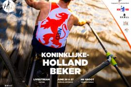 Sportzomer met publiek, het kan vanaf de Koninklijke Holland Beker: 26 juni!