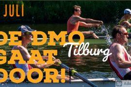Versoepelde veteranen: 4 juli DMO in Tilburg
