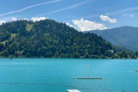 Nereusvrouwen succesvol in Bled
