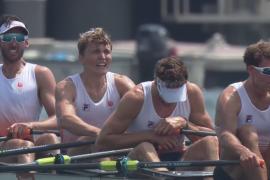Olympisch kampioen Dirk Uittenbogaard: 'ik dacht even, ho shit'
