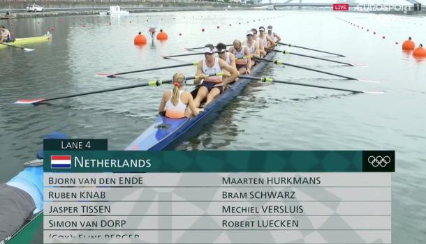 Eurosport: 'Holland Acht maakt favorietenrol niet waar'