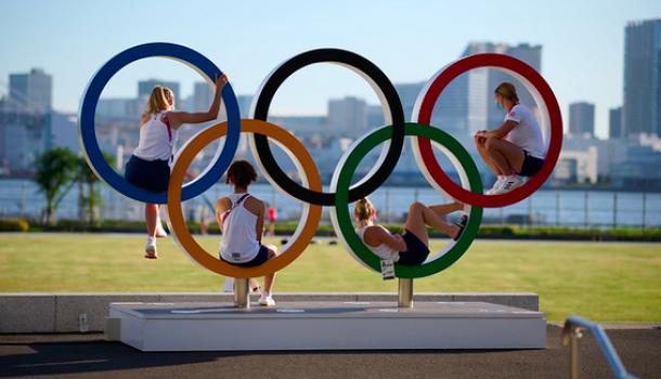 Vreemde Olympische Spelen