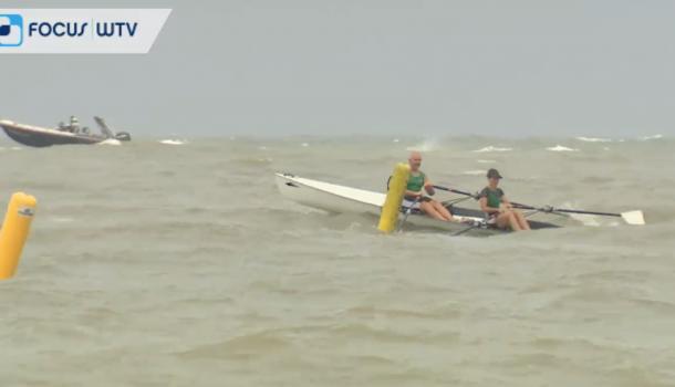 TV-reportage: Vlaamse Beach Sprint