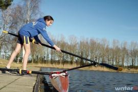 Filmpje: ideale jeugdskiff van Waterline