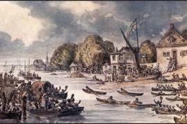 Doggett's Coat and Badge: coastal avant la lettre