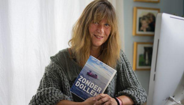 Oceaanroeister Astrid Janse schrijft boek over roeiavonturen
